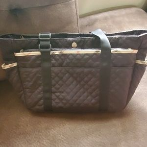 Burberry Diaper Bag w/ Changing Pad